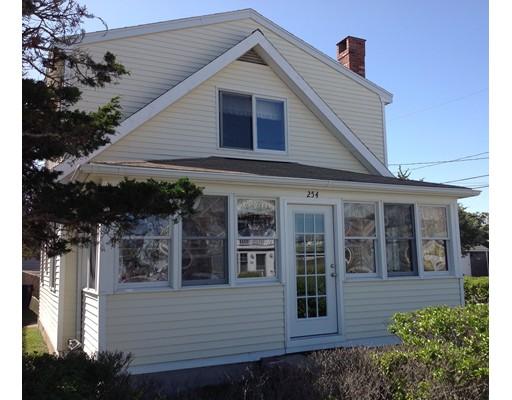 Частный односемейный дом для того Аренда на 254 Gurnet Road Duxbury, Массачусетс 02332 Соединенные Штаты
