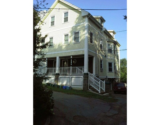 Multi-Family Home for Sale at 114 Central Avenue 114 Central Avenue Milton, Massachusetts 02186 United States