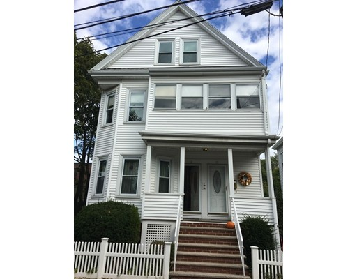 Single Family Home for Rent at 10 Linden Circle Somerville, Massachusetts 02143 United States