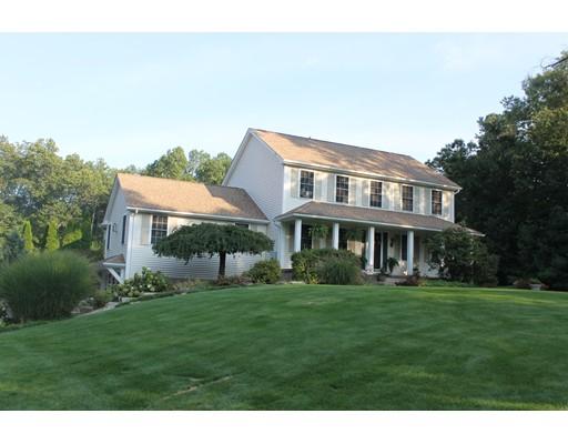Частный односемейный дом для того Продажа на 24 Rosedell Drive Ext Westfield, Массачусетс 01085 Соединенные Штаты