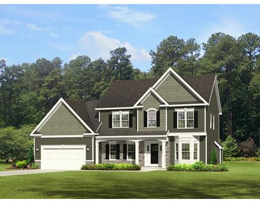 واحد منزل الأسرة للـ Sale في 1 Riders way 1 Riders way Halifax, Massachusetts 02338 United States