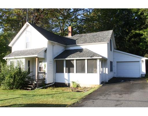 独户住宅 为 销售 在 4 Briggs Street Erving, 马萨诸塞州 01344 美国