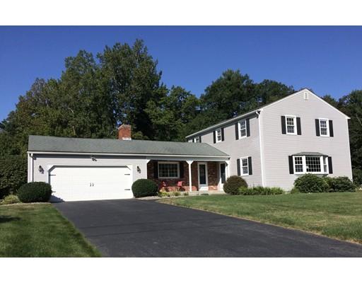 独户住宅 为 销售 在 9 Millbrook Drive Wilbraham, 01095 美国