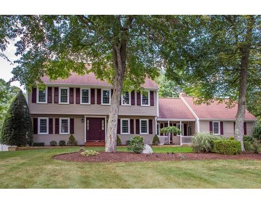 Single Family Home for Sale at 45 Sachem Rock Avenue East Bridgewater, Massachusetts 02333 United States