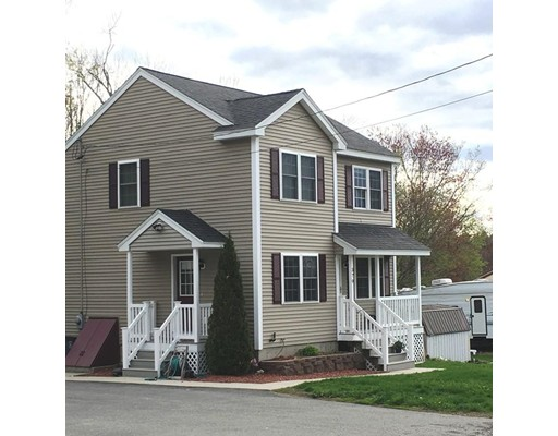 Single Family Home for Sale at 1 High Street Ashburnham, Massachusetts 01430 United States