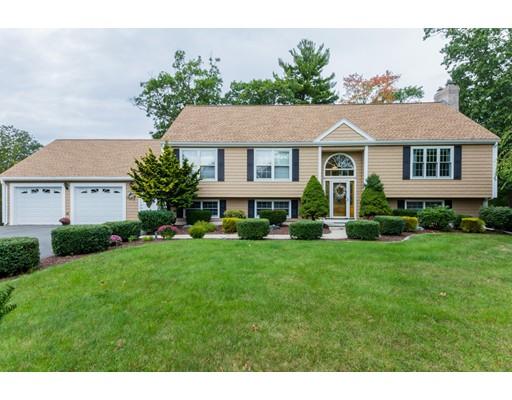 Maison unifamiliale pour l Vente à 10 Tanager Drive 10 Tanager Drive Danvers, Massachusetts 01923 États-Unis