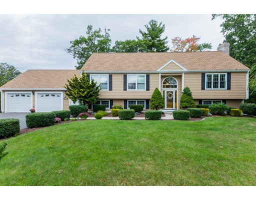 Single Family Home for Sale at 10 Tanager Drive 10 Tanager Drive Danvers, Massachusetts 01923 United States
