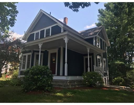 Single Family Home for Sale at 121 S Main Street Bellingham, Massachusetts 02019 United States