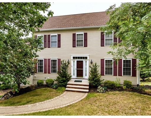 独户住宅 为 销售 在 40 Weldon Farm Road Rowley, 马萨诸塞州 01969 美国