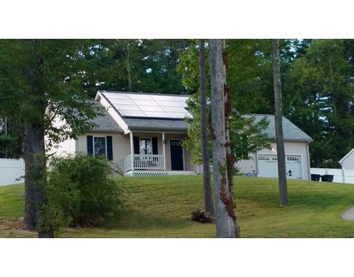 独户住宅 为 销售 在 35 Maggie Lane 35 Maggie Lane Southbridge, 马萨诸塞州 01550 美国