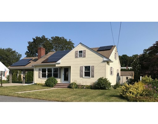 Single Family Home for Sale at 33 Harbeck Street Acushnet, Massachusetts 02743 United States