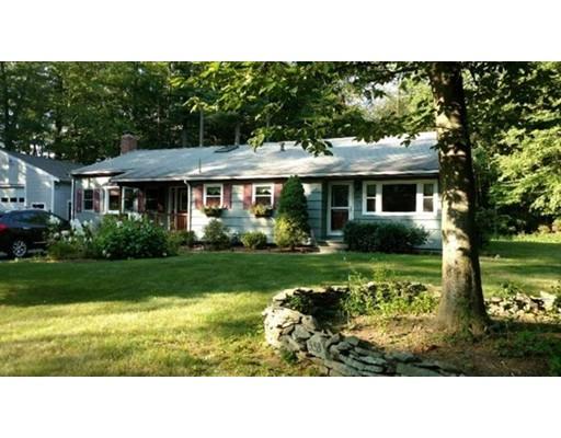Single Family Home for Sale at 558 SPRING STREET Hanson, Massachusetts 02341 United States