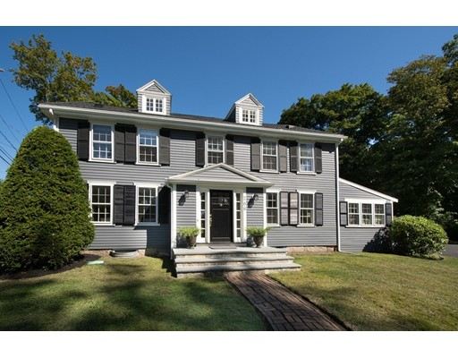 Single Family Home for Sale at 266 S. Main Street Cohasset, Massachusetts 02025 United States