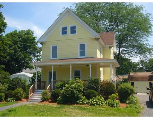 Частный односемейный дом для того Аренда на 39 Bennett Street Hudson, Массачусетс 01749 Соединенные Штаты