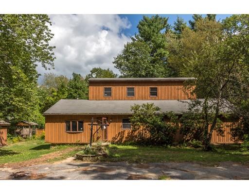 واحد منزل الأسرة للـ Sale في 77 Murray Road Ashburnham, Massachusetts 01430 United States
