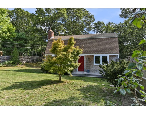 Single Family Home for Sale at 77 Governor Bradford Road Brewster, Massachusetts 02631 United States