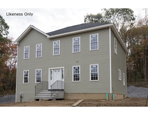 Single Family Home for Sale at 4 Adams & Podunk Road East Brookfield, Massachusetts 01515 United States