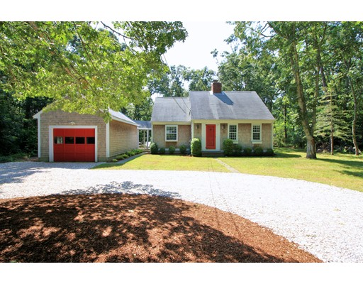 Single Family Home for Sale at 27 Meadow Glen Lane Brewster, Massachusetts 02631 United States