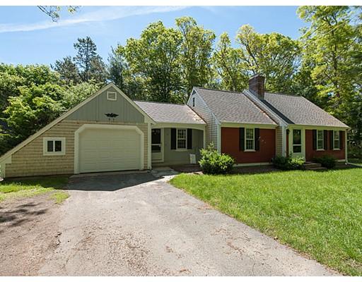 Casa Unifamiliar por un Venta en 95 Holly Hill Road 95 Holly Hill Road Barnstable, Massachusetts 02632 Estados Unidos