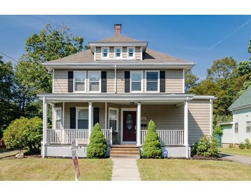 Maison unifamiliale pour l Vente à 33 Snell Street Holbrook, Massachusetts 02343 États-Unis