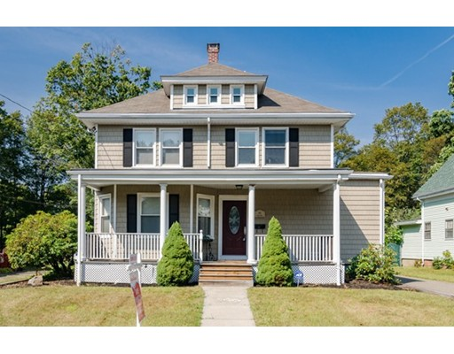 Single Family Home for Sale at 33 Snell Street Holbrook, Massachusetts 02343 United States