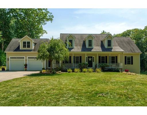 Частный односемейный дом для того Продажа на 30 Bay Path Road Charlton, Массачусетс 01507 Соединенные Штаты