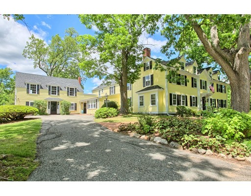 Casa Unifamiliar por un Venta en 808 Great Pond Road North Andover, Massachusetts 01845 Estados Unidos