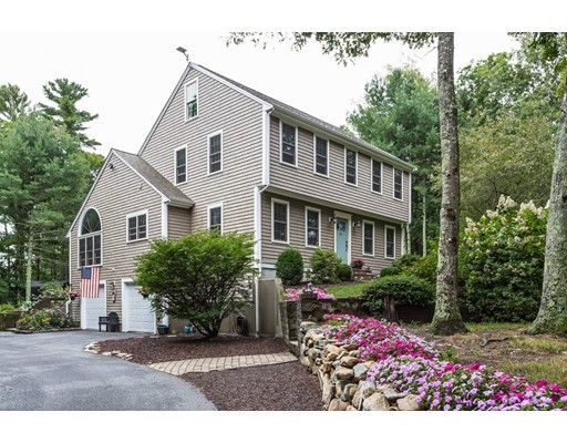 Single Family Home for Sale at 16 Harvest View Way 16 Harvest View Way Carver, Massachusetts 02330 United States
