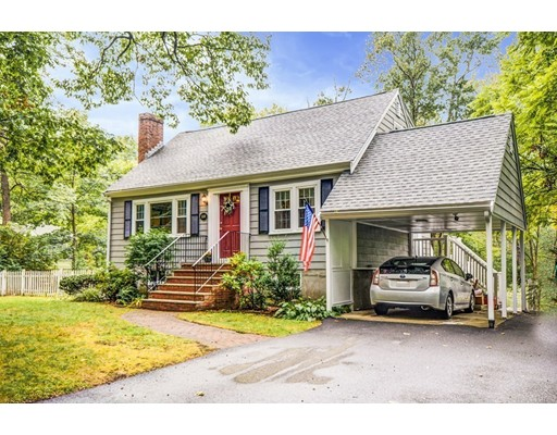 Picture 1 of 550 Pearl St  Reading Ma  3 Bedroom Single Family