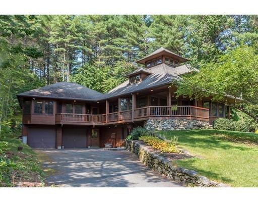 Casa Unifamiliar por un Venta en 11 Whitmanville Road Westminster, Massachusetts 01473 Estados Unidos