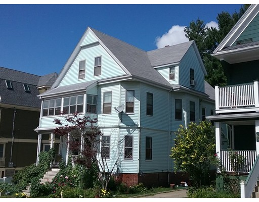 Multi-Family Home for Sale at 60 Hall Avenue Somerville, 02144 United States