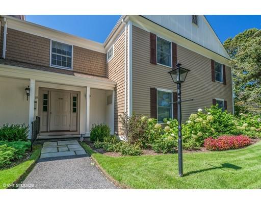 Condominio por un Venta en 39 Tower Hill Road 39 Tower Hill Road Barnstable, Massachusetts 02655 Estados Unidos
