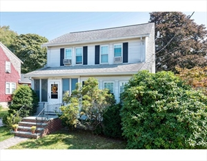20 Hughes St  is a similar property to 35 Nelson St  Quincy Ma