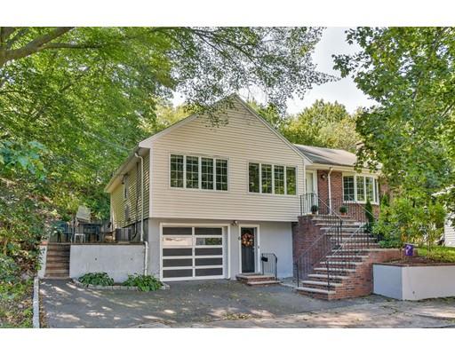 Single Family Home for Sale at 6 Hackensack Ter 6 Hackensack Ter Boston, Massachusetts 02467 United States