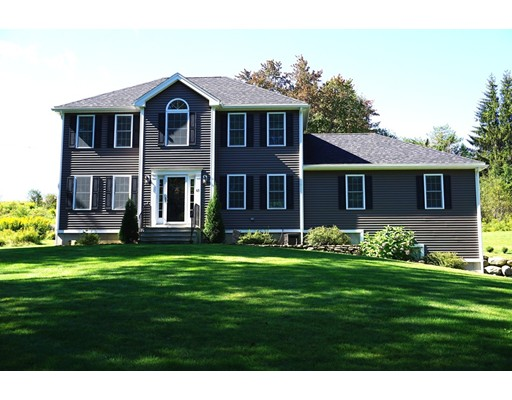 Single Family Home for Sale at 65 New Spencer Road 65 New Spencer Road Charlton, Massachusetts 01507 United States