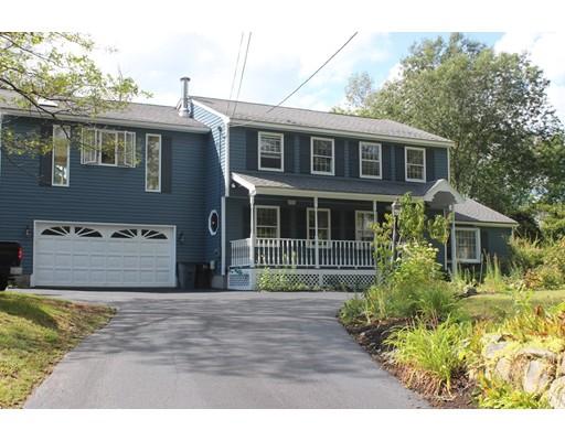 Single Family Home for Sale at 13 Cemetery Street 13 Cemetery Street Mendon, Massachusetts 01756 United States