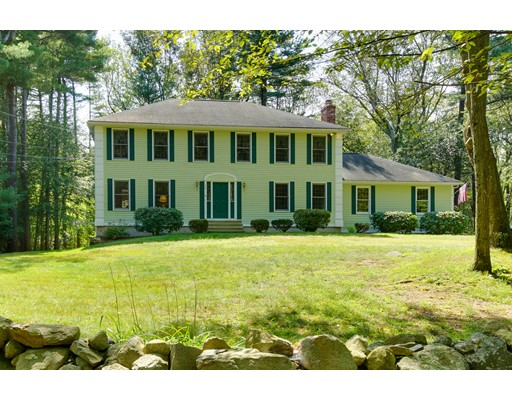 Single Family Home for Sale at 54 Gilmore Road Southborough, Massachusetts 01772 United States