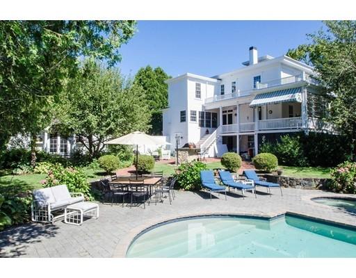 Single Family Home for Sale at 35 North Street 35 North Street Mattapoisett, Massachusetts 02739 United States