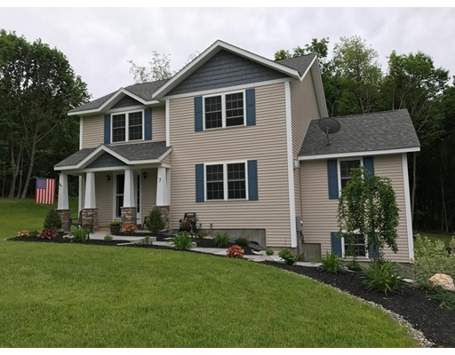 Single Family Home for Sale at 7 Goulding Road 7 Goulding Road Sterling, Massachusetts 01564 United States