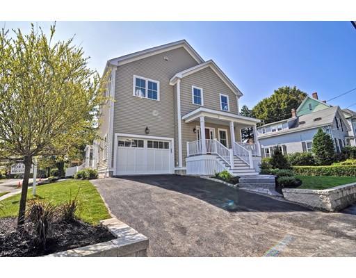 Condominium for Sale at 7 Harvard Street 7 Harvard Street Natick, Massachusetts 01760 United States