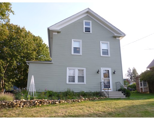 Single Family Home for Sale at 15 Lincoln Street 15 Lincoln Street Brookfield, Massachusetts 01506 United States