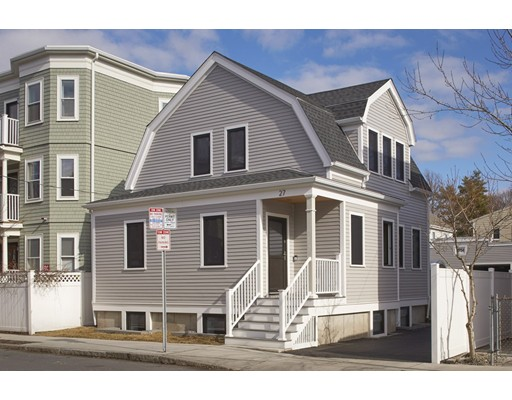 Single Family Home for Sale at 27 Madison Avenue 27 Madison Avenue Cambridge, Massachusetts 02140 United States