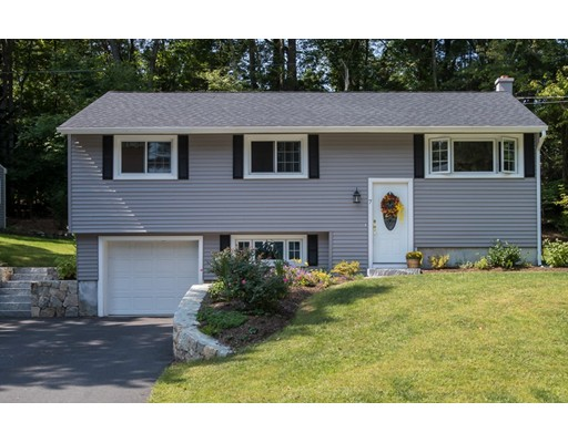 Single Family Home for Sale at 7 Leonard Drive Southborough, Massachusetts 01772 United States