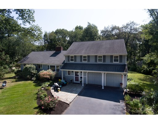 Single Family Home for Sale at 25 Wood Way Cohasset, Massachusetts 02025 United States