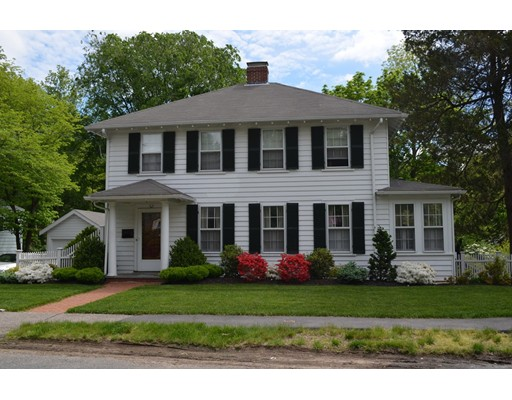 Picture 1 of 52 Wilshire Park  Needham Ma  3 Bedroom Single Family#