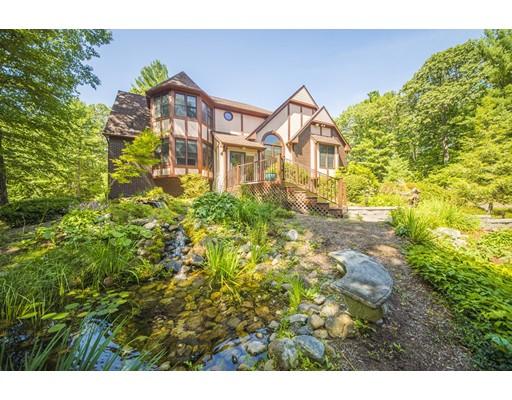 独户住宅 为 销售 在 80 Crooked Ledge 80 Crooked Ledge Southampton, 马萨诸塞州 01073 美国