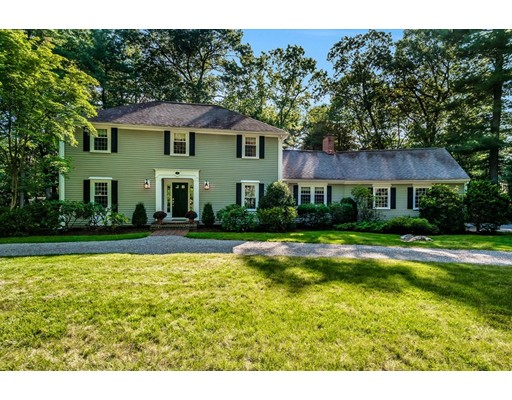 Single Family Home for Sale at 4 Carlton Drive Acton, Massachusetts 01720 United States