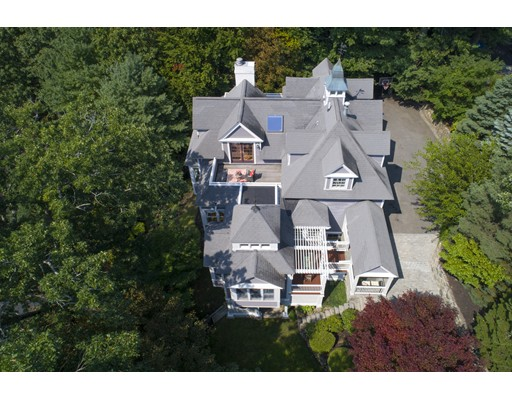 Picture 4 of 23 Brooks St  Winchester Ma 5 Bedroom Single Family