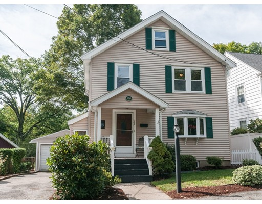 Picture 12 of 24 Marianne Rd  Waltham Ma 3 Bedroom Single Family