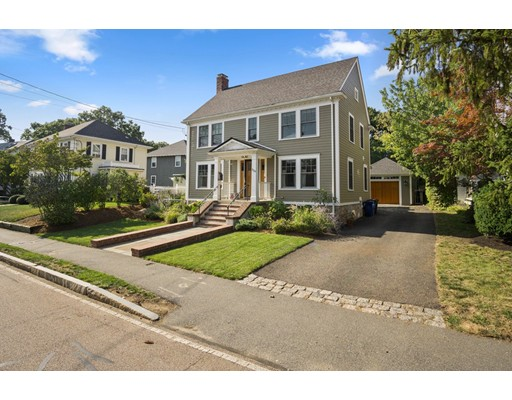 Picture 1 of 329 Eliot St  Milton Ma  4 Bedroom Single Family